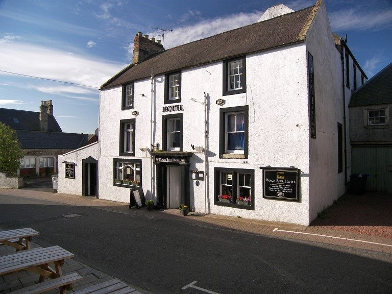For Sale - Well Presented Small Town Hotel With Restaurant and Function Suite - Image 1