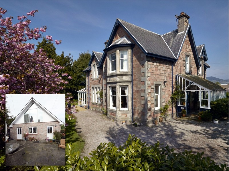 Stunning 5-Star Guest House with Separate Owner/Letting Accommodation in Inverness - Image 1