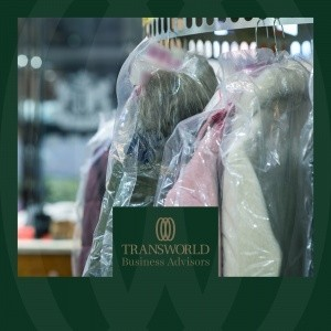 Dry cleaners for sale on busy road in West London - Image 1
