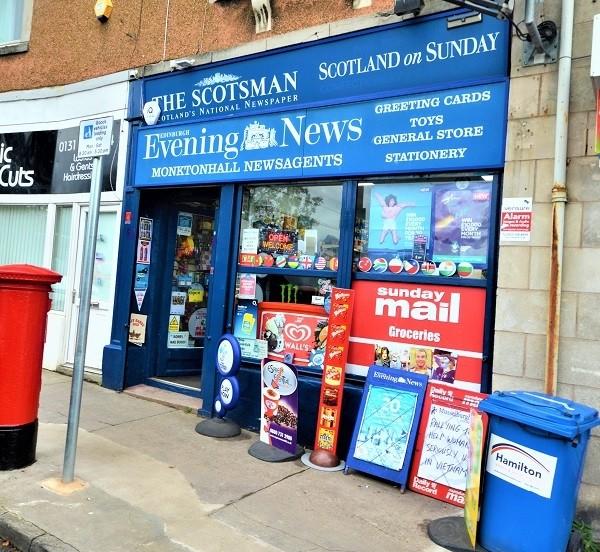 News agency for sale East Lothian - Image 1