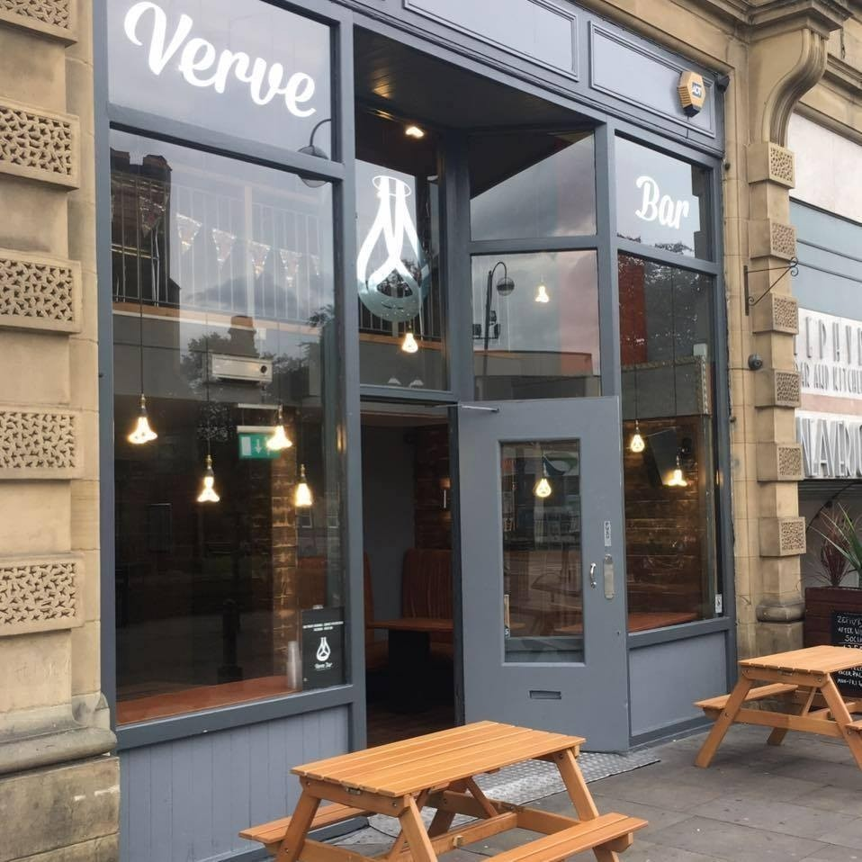 Brilliant Bar With Prime Trading Position For Sale In Huddersfield City Centre - Image 1