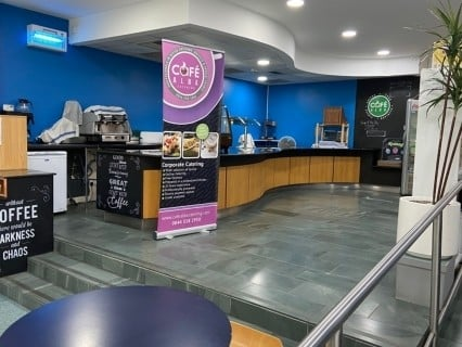 Rent Free Established Catering Business and Cafe Livingston - Image 1