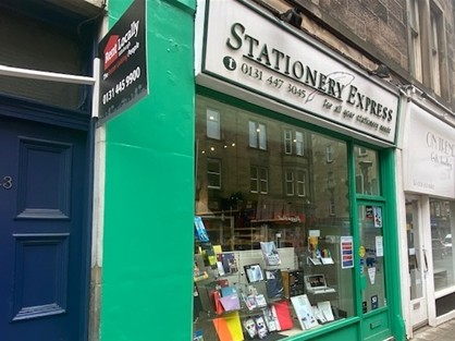Freehold Retail Property in Highly Sought After Location Edinburgh - Image 1