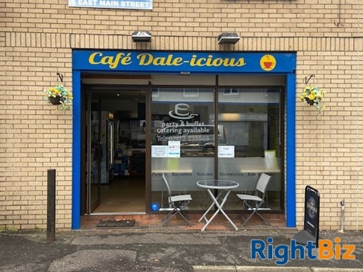 Well Established Very Busy Cafe and Takeaway in Armadale £39,995 All equipment is Included - Image 1