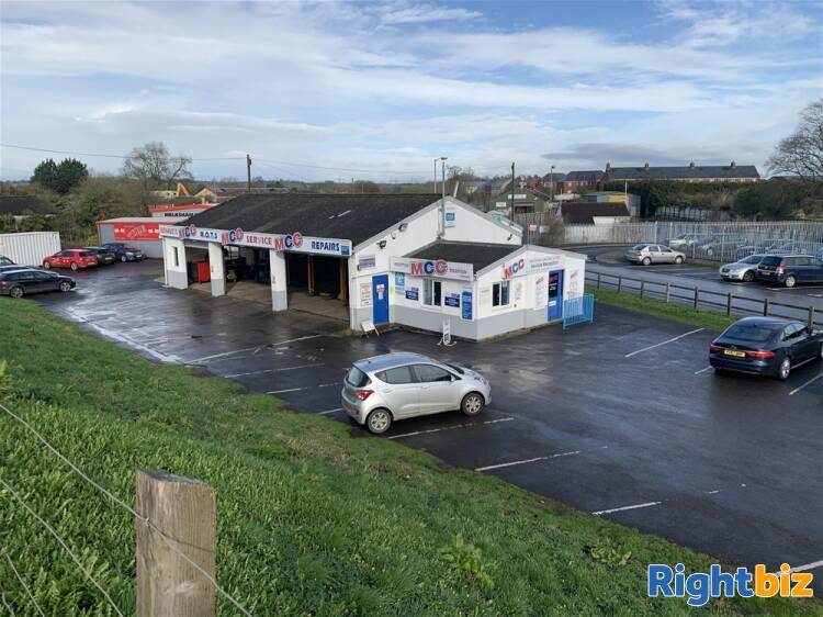 FREEHOLD MOT TESTING & REPAIRS CENTRE IN WILTSHIRE - Image 1