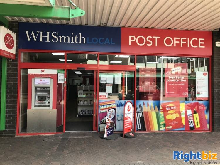 THRIVING POST OFFICE & STATIONERS IN STOKE ON TRENT SUBURB - Image 1