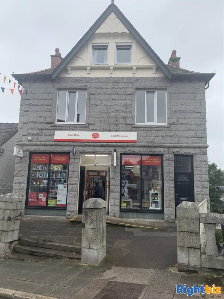 TOWN CENTRE POST OFFICE & STATIONERS WITH FAMILY APARTMENT ON DALBEATTIE HIGH STREET - Image 1