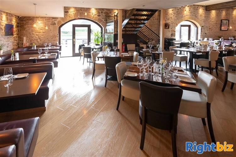 STUNNING TOWN CENTRE LICENSED ITALIAN RESTAURANT IN THE CENTRAL LOWLANDS OF SCOTLAND - Image 1