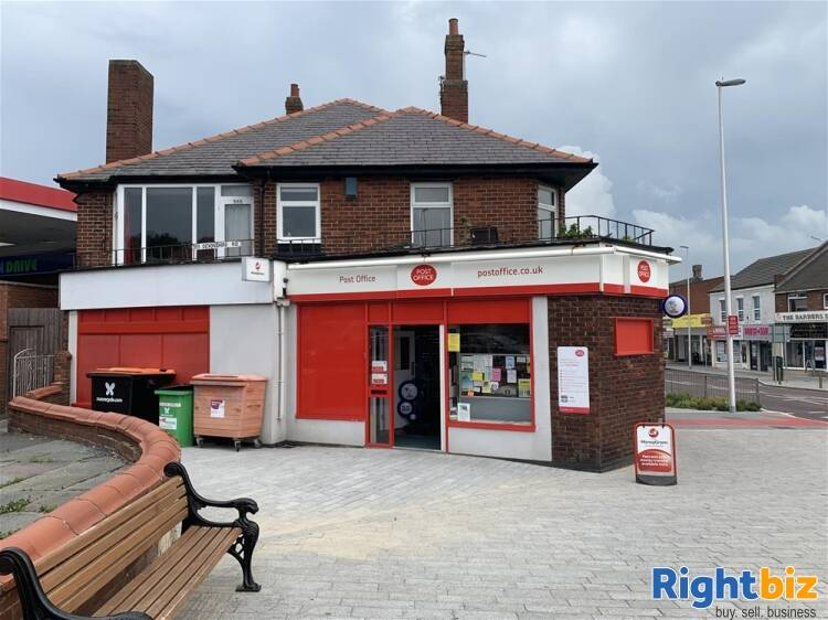 TRADITIONAL VILLAGE POST OFFICE & STATIONERS ON THE FYLDE COAST - Image 1