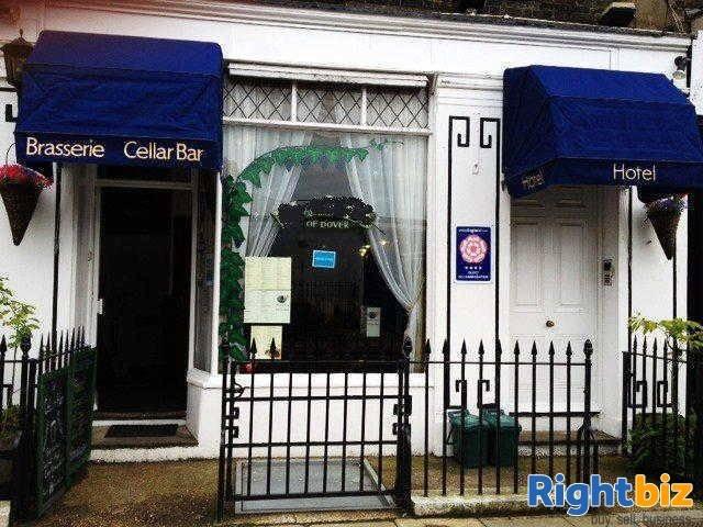 Freehold Licensed Restaurant Plus Cellar Bar & Bed & Breakfast for Sale - Image 1