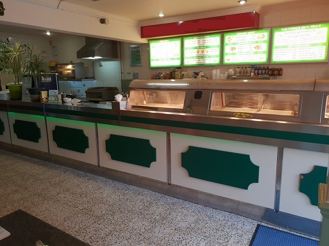 LICENSED FISH & CHIP TAKEAWAY/RESTAURANT (60) - SOUTHEND-ON-SEA TOWN CENTRE - Image 1