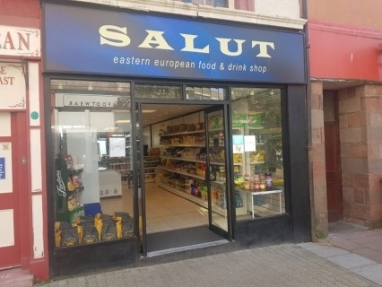 Busy European Food Store in Great Location Arbroath - Image 1
