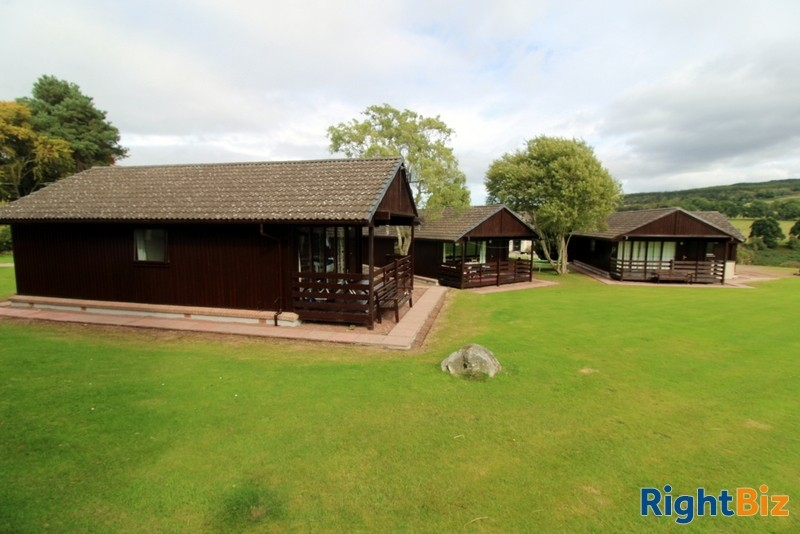 Attractive Holiday Lodge Business in a Stunning Rural Location - Image 1