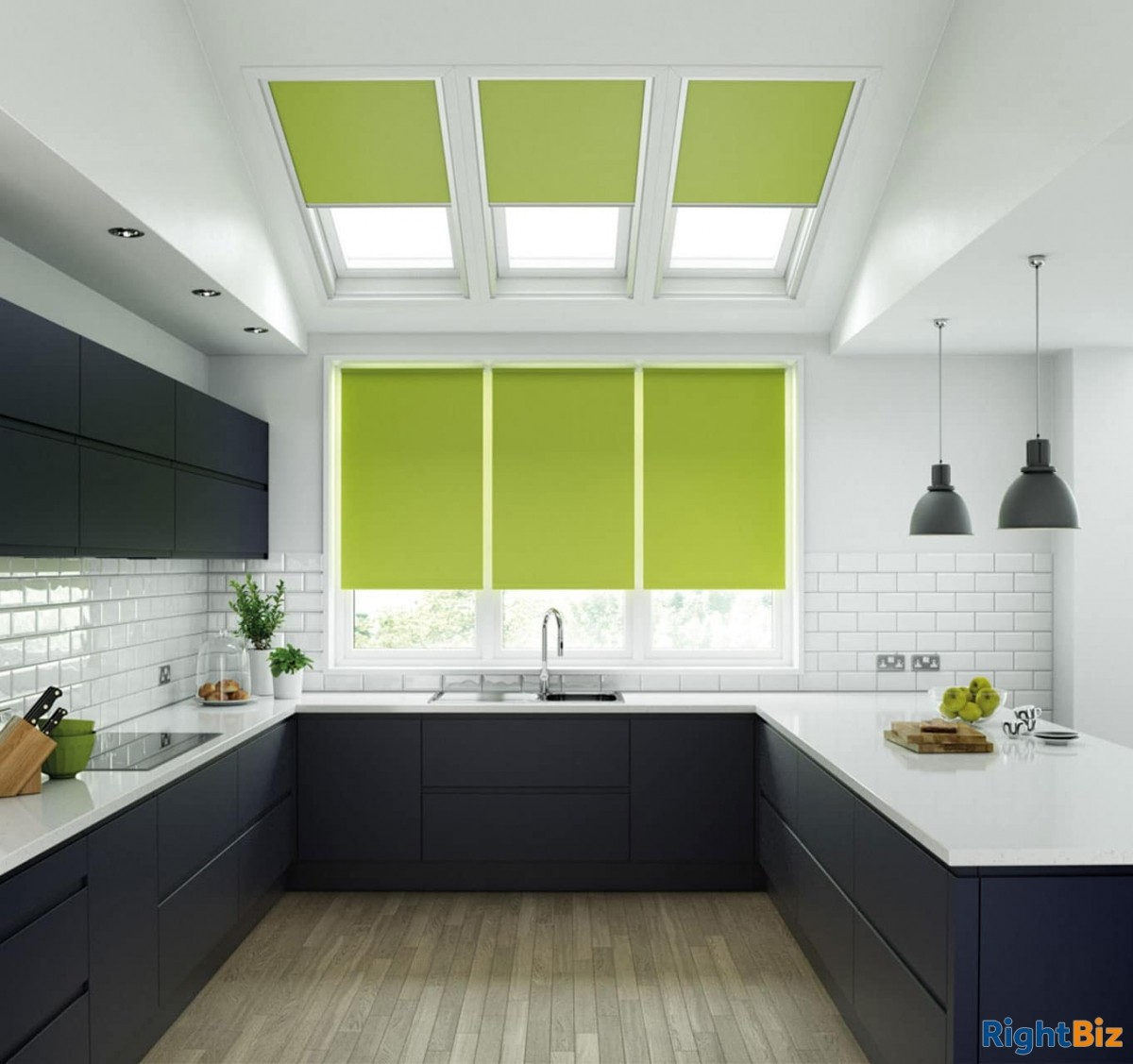 MADE-TO-MEASURE WINDOW SHUTTERS & BLINDS BUSINESS - Image 1