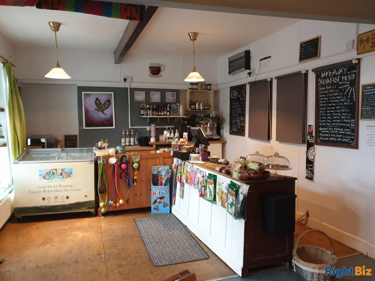 Coastal village shop with Free House bar & restaurant with accommodation. - Image 1