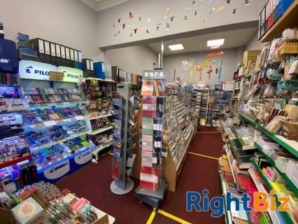 UNDER OFFER Well Established and Very Profitable Independent Stationery Business Edinburgh - Image 1