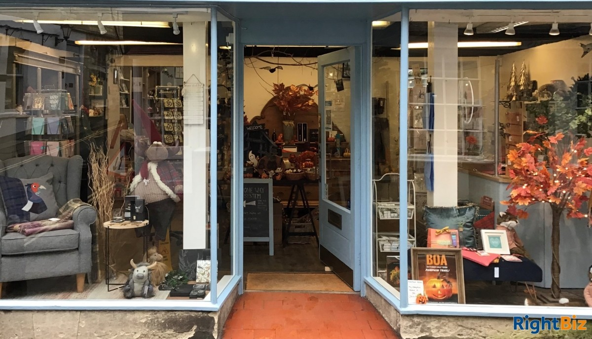 Established Home & Gift Shop For Sale in Wiltshire - Image 1
