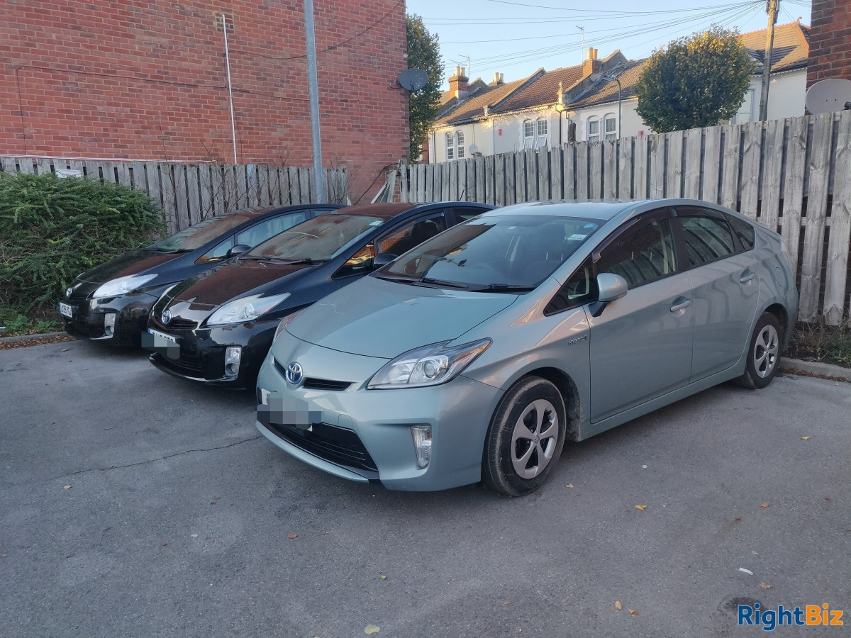 Private Hire Vehicle Rental Business in Southampton - Image 1