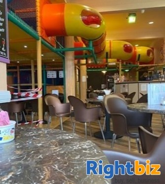 A POPULAR CAFÉ AND CHILDREN'S PLAY AREA - Image 1