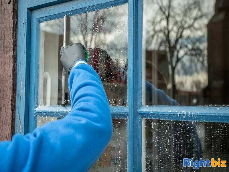 Well established window cleaning business for sale - Image 1