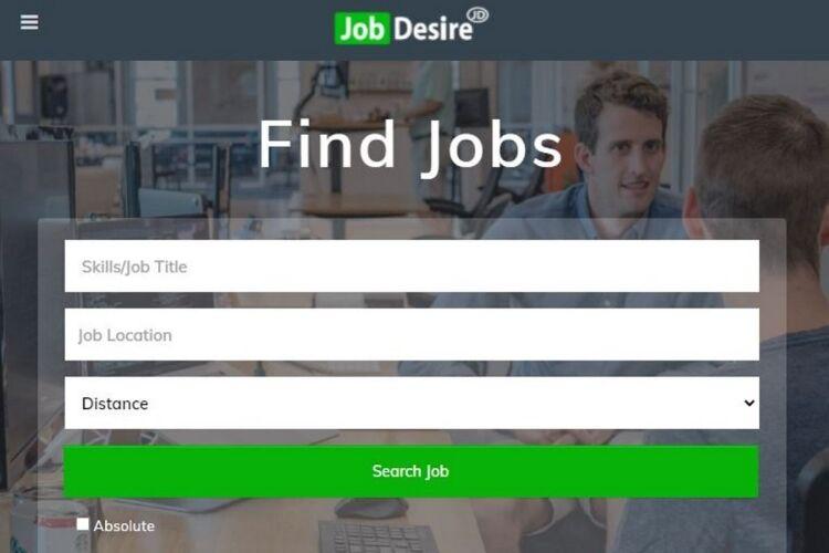 Relocatable Recruitment Website - UK - Image 1
