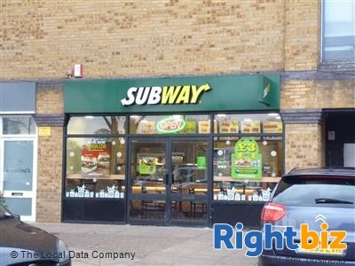 Subway Franchise for Sale in Daventry - Image 1