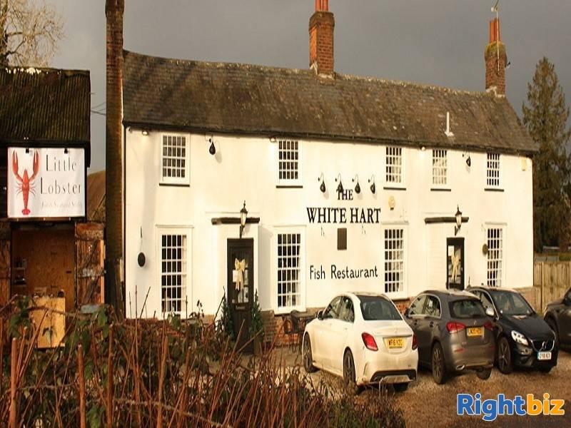 Well established fish restaurant for sale. - Image 1