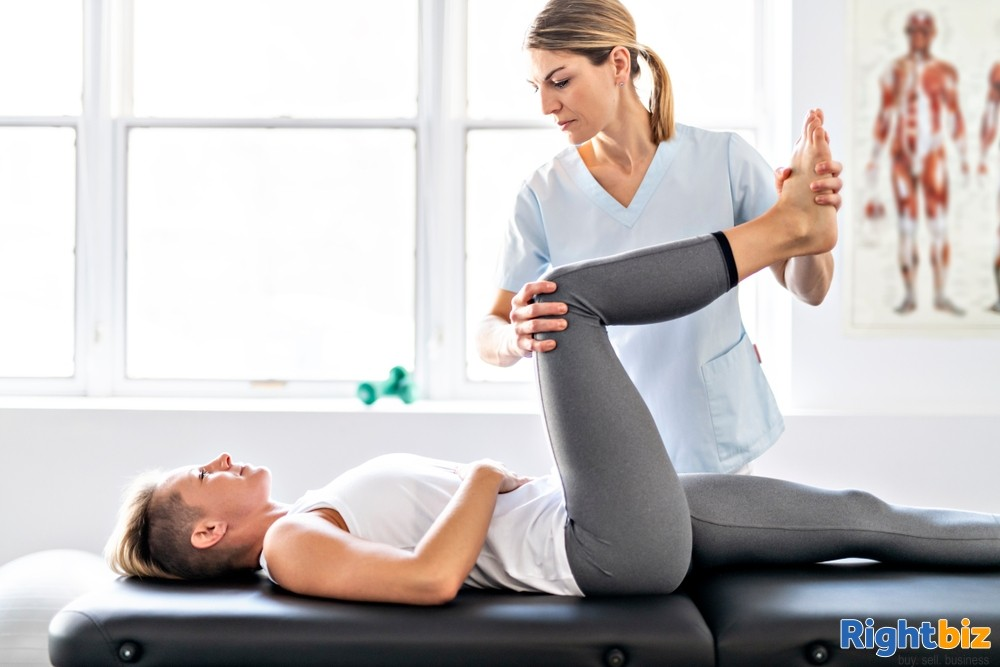 Physiotherapy Business With NHS & Insurance Company Relationships - Image 1