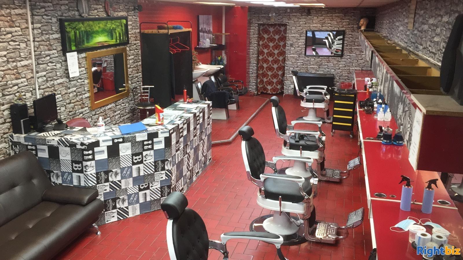 Well Established Barber Shop Business For Sale in Birmingham - Image 1