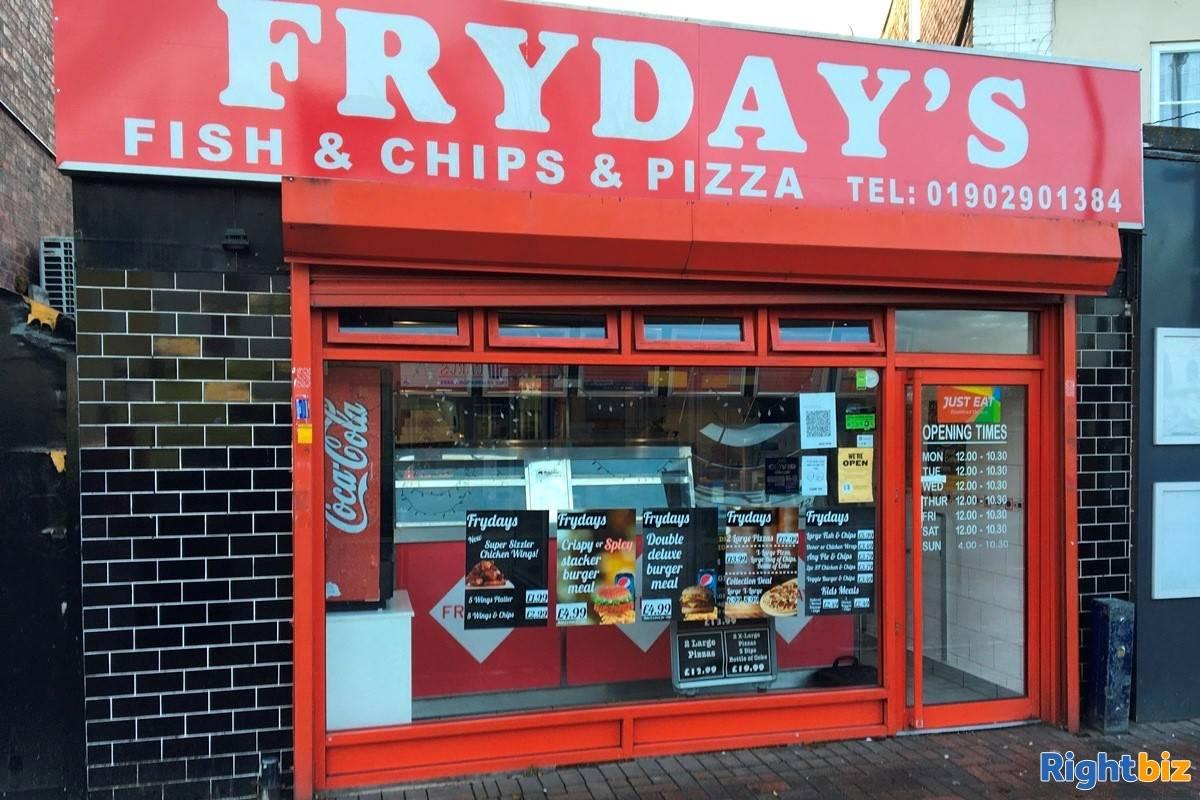 Fish & Chip Shop/Takeaway - Wolverhampton - Image 1