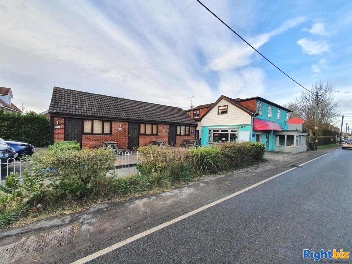 FREEHOLD DETACHED MOTEL & RESTAURANT WITH A3 & ALCOHOL - Image 1