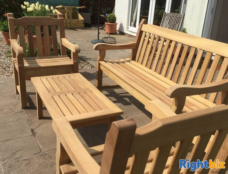 Family-Run Manufacturer and Retailer of Garden Furniture in Wiltshire - Image 1