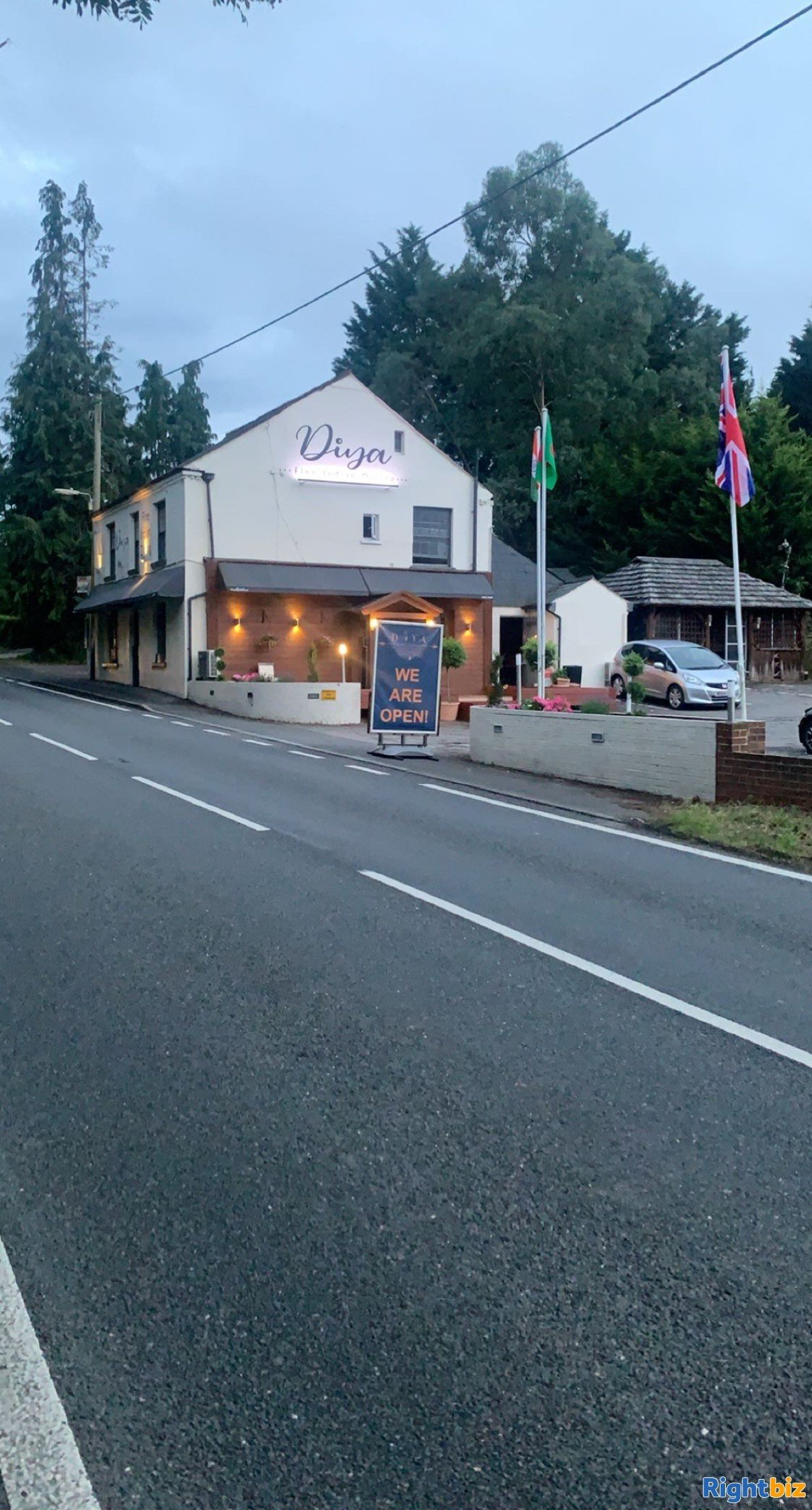 Leasehold Indian Restaurant for Sale **CHEAP** - Image 1