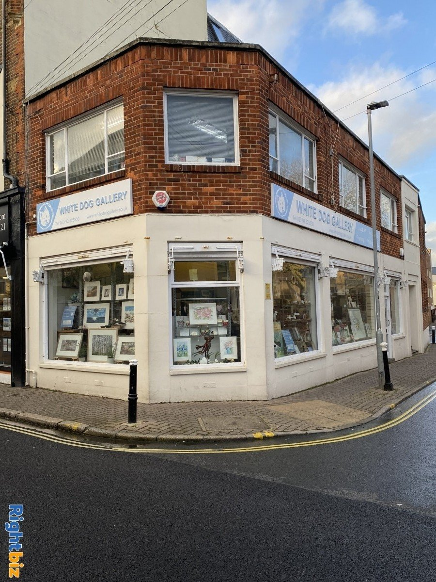 Well Established Picture Framing and Art gallery in Southsea, Hampshire - Image 1