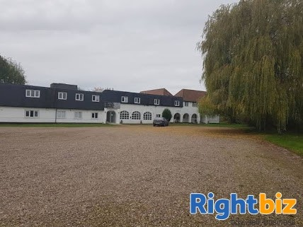 Freehold 34 bedroom hotel and restaurant bar - 5-acre plot Nottinghamshire - Image 1