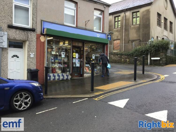 FREEHOLD COMMERCIAL PROPERTY, TREHARRIS, SOUTH WALES. - Image 1