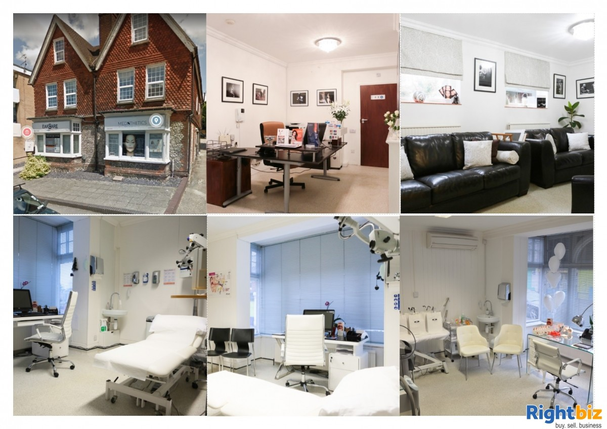 A Highly Reputable and Profitable Ear Microsuction Clinic and Non-surgical Aesthetics Business - Image 1