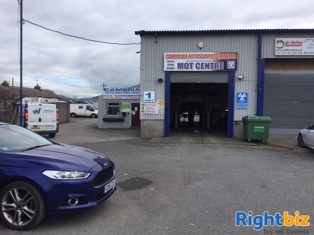 A HIGHLY REPUTABLE MOT STATION & SERVICING PROVIDER - Image 1