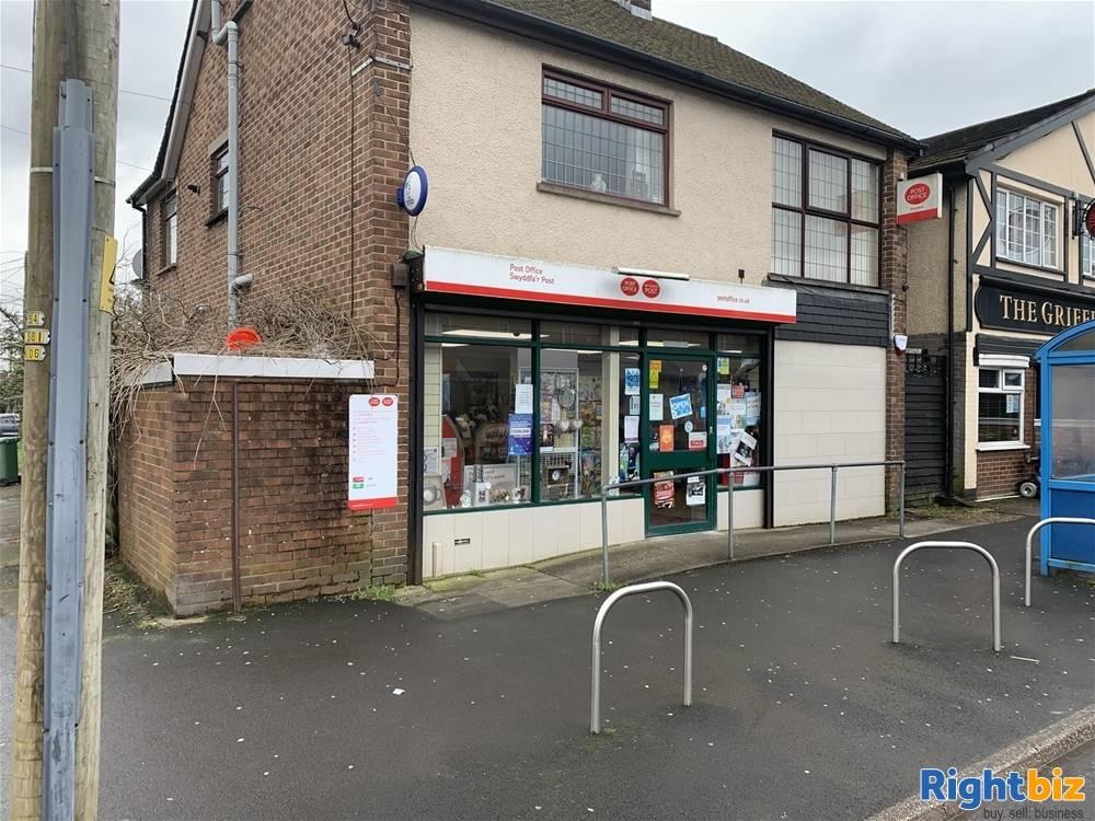 POST OFFICE & STATIONERS delightful village locality close PONTYPRIDD - Image 1