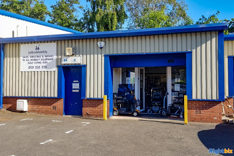 Well Established Mobility Equipment Business For Sale, Edinburgh - Image 1