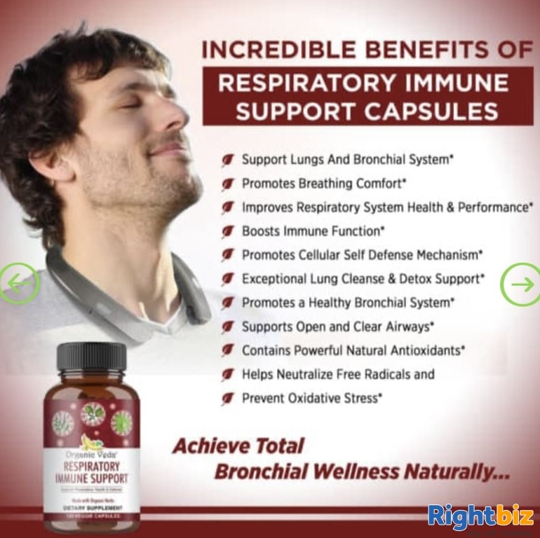 Organic Supplements Business / Amazon FBA Business For Sale - Image 1