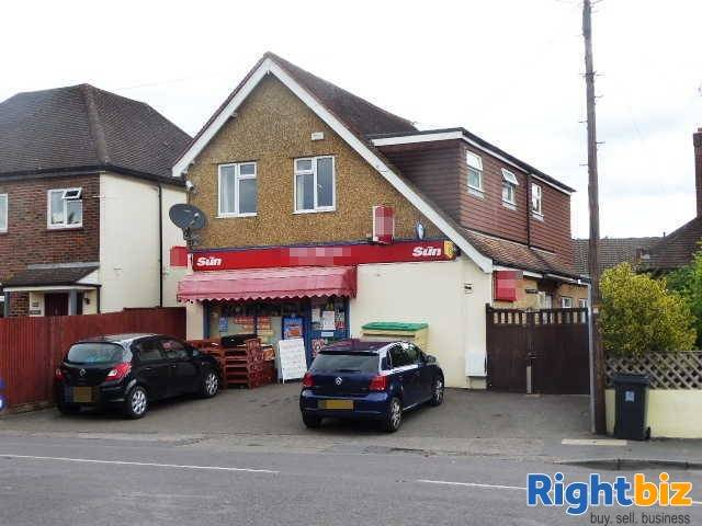 Freehold Detached Self Service Convenience Stores, Counter News, Confectionery, Tobacco, Full Free Off Licence, Lottery, Paypoint for Sale - Image 1