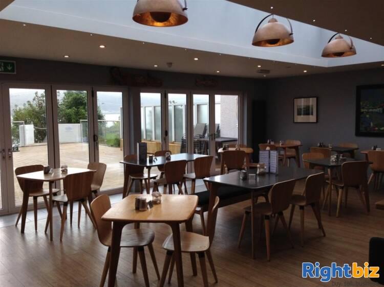 Restaurant/Bar for sale in Ardentinny, Loch Long, Argyll. - Image 1
