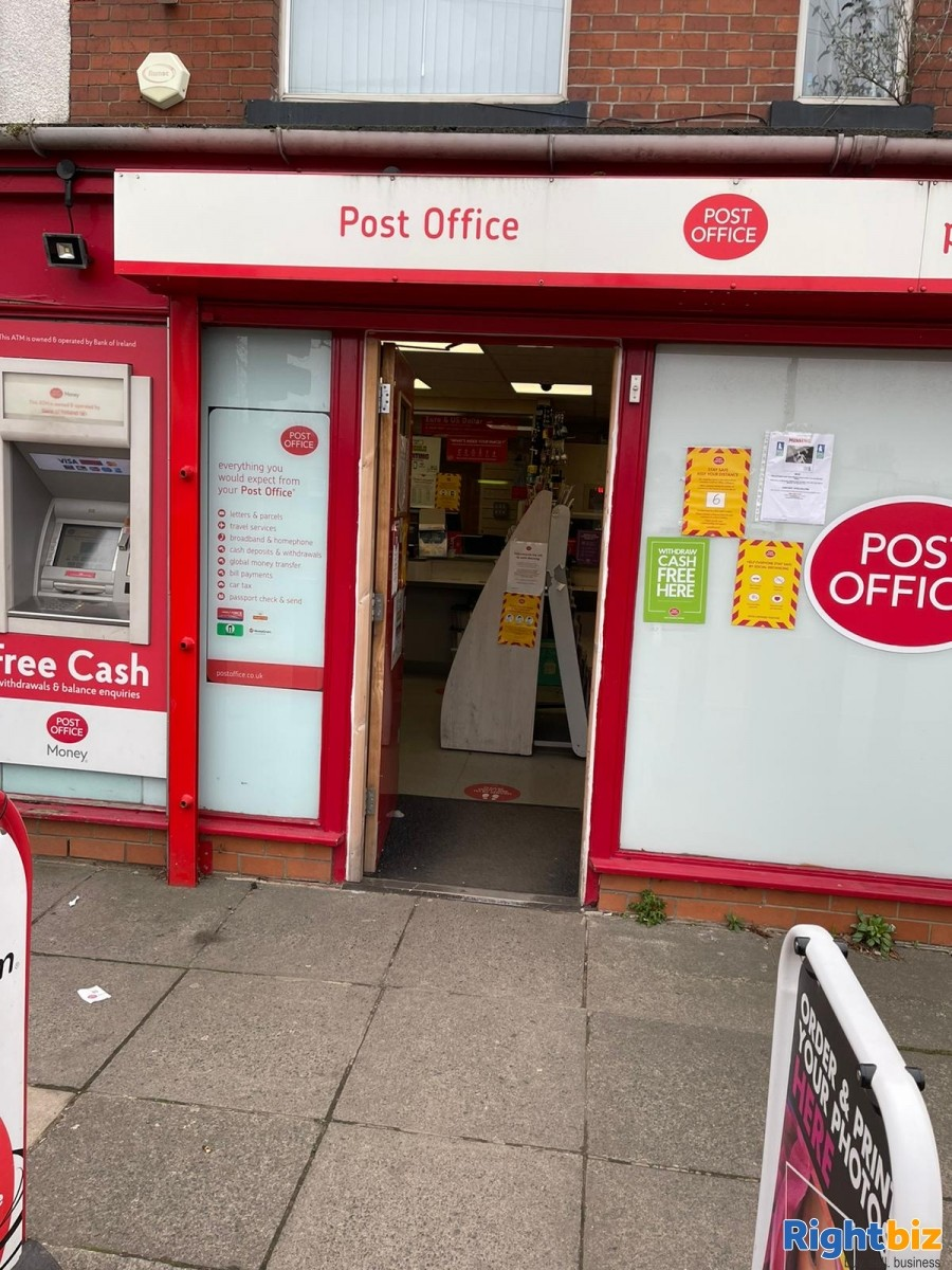 PROFITABLE POST OFFICE IN OLD LANE, LEEDS - Image 1