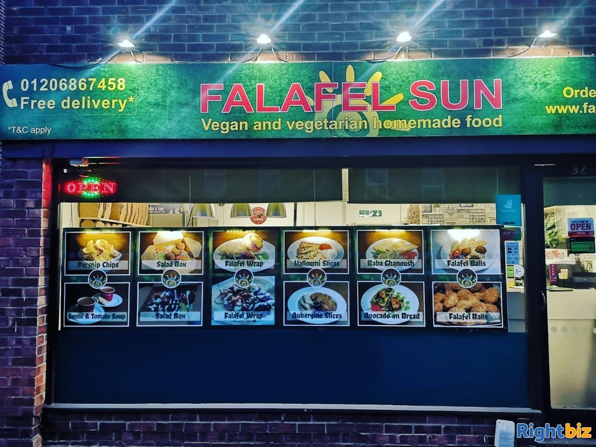 Leasehold Takeaway restaurant for sale in Colchester - Image 1