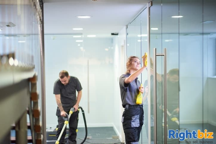 Well-known Office and Commercial Cleaning Services Company - Image 1