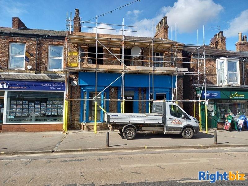 Fully Refurbished Retail Unit TO LET on Bishopthorpe Road, York, YO23 1NA - Image 1