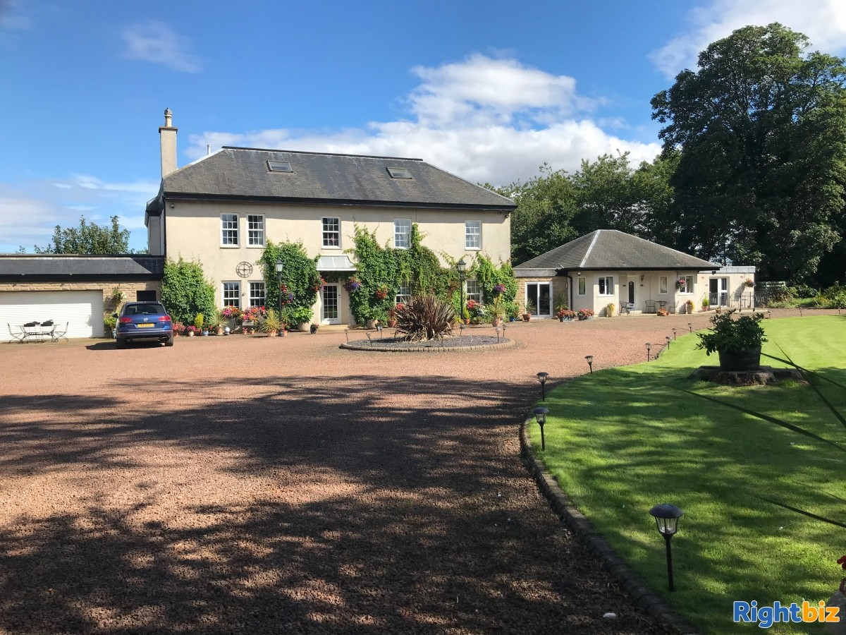 Stunning B&B in rural but very accessible location in the heart of East Lothian (ref 1371) - Image 1