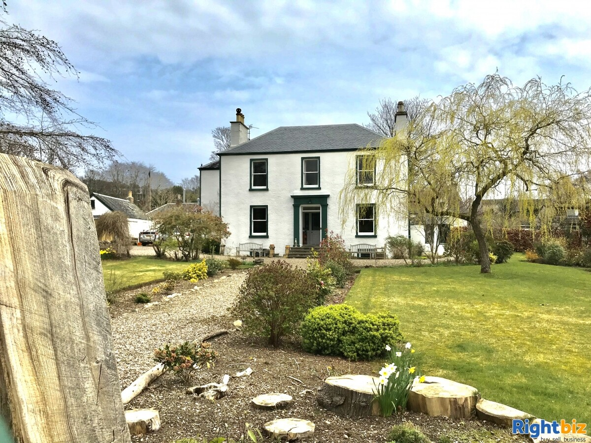 4 Star Bed & Breakfast business located within the Perthshire town of Blairgowrie. - Image 1
