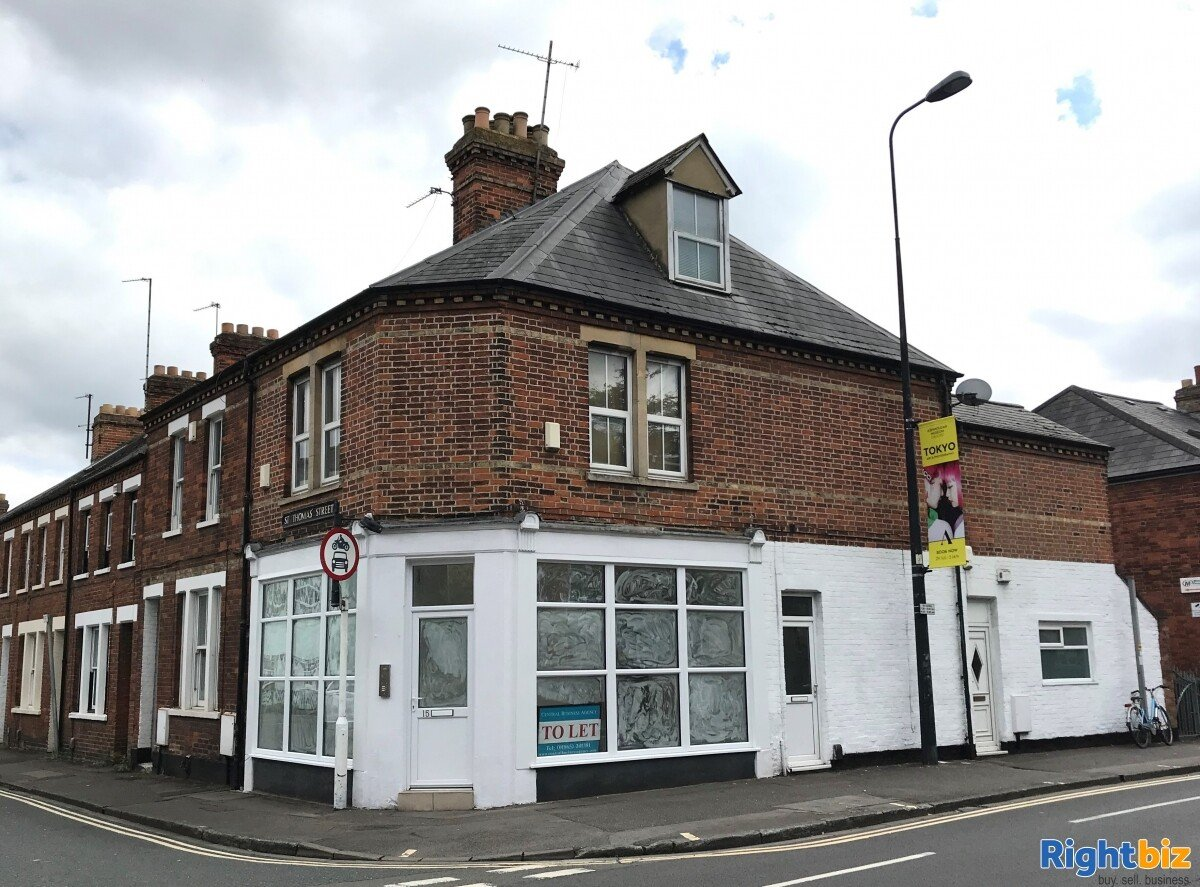 RETAIL/OFFICE/MEDICAL PREMISES TO LET, 15 Hollybush Row, Oxford, OX1 1JH. - Image 1